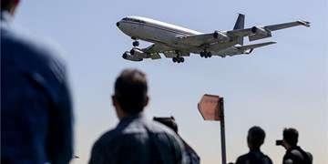 سفر با هواپیما کاهش یافت/نزدیکی نرخ سفر با هواپیما به کف