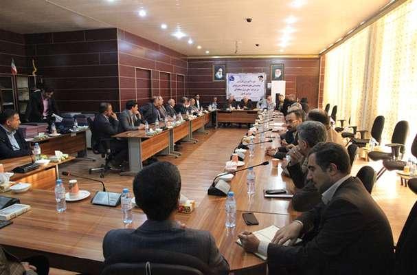 میزبانی یزد از اعضای گزینش شرکت های برق منطقه ای کشور در دوره آموزشی