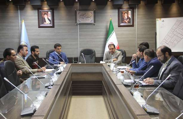 نشست هم اندیشی پروژه مسکن طرح اقدام ملی در شهرهای تابعه استان