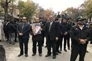 گزارش تصویری حضور کارکنان راه و شهرسازی در راهپیمایی حمایت از امنیت و اقتدار کشور شنبه 2 آذر ماه 98