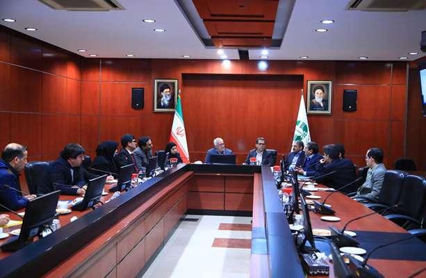 یازدهمین نشست شورای راهبری و توسعه مدیریت سازمان حفاظت محیط زیست، با حضور معاونان سازمان برگزارشد