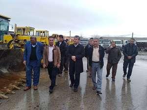 نمره موفق شهرداری یاسوج در بارش اولین برف پائیزی/ درخواست شهردار از شهروندان
