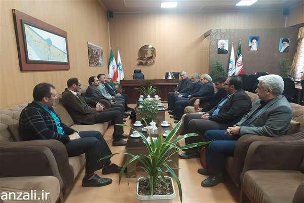 تفاهمنامه بین شهرداری بندرانزلی و دانشگاه گیلان منعقد شد