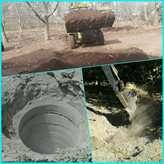 انسداد 33 حلقه چاه آب غیرمجاز در شهرستان هرسین