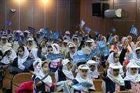یازدهمین جشنواره نخستین واژه آب با حضور 550 نفر از دانش آموزان املشی