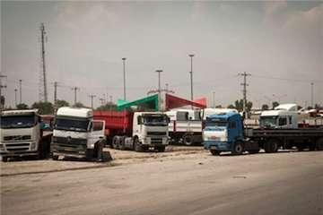 جابهجایی بیش از ۱۱میلیون تن بار توسط  ناوگان حمل و نقل جاده ای آذربایجان شرقی