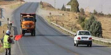 افزایش  تردد ناوگان سنگین در جادهها/۹ جاده مسدود است
