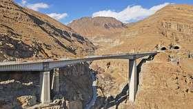 افتتاح فاز نخست آزادراه تهران-شمال در دهه فجر قطعی شد