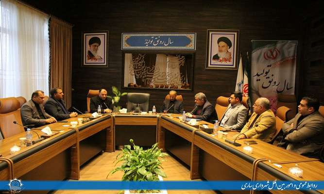 سرپرست معاونت خدمات شهری و سرپرستهای سه سازمان تابعه شهرداری ساری منصوب شدند