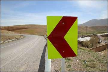 رفع ۵ نقطه حادثه خیز در محور دلیجان-اصفهان