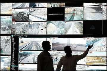 افغانستان از اقدامات نوین و هوشمند راهداری و حملونقل جادهای ایران استقبال میکند