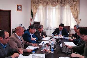 بررسی ۴۴پرونده در کمیسیون ماده ۵ استان اردبیل