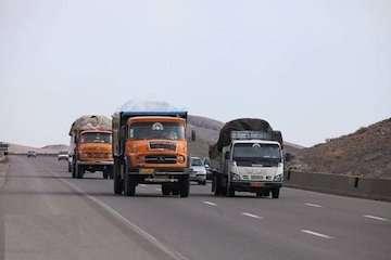 افزایش ۲۱ درصدی صادرات کالای ایرانی از پایانه مرزی بیله سوار