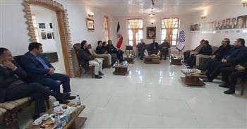 سازمان نظام مهندسی ساختمان استان اردبیل  درپی تقویت  همکاری با دستگاههای حاکمیتی استان