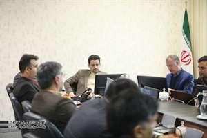نخستین نشست تدوین سند برنامه توسعه راه و شهرسازی استان کردستان برگزار شد