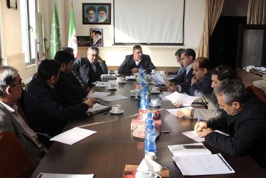 فرآیند تدوین بودجه سال ۱۳۹۹ شهرداری تبریز کلید خورد