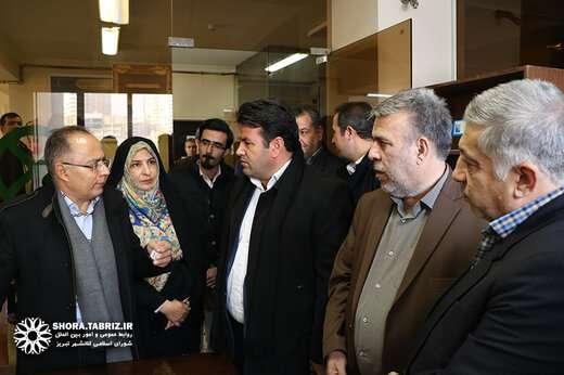 برنامهریزی شورای شهر تبریز برای بازدیدهای سرزده از سازمانها و مناطق شهرداری
