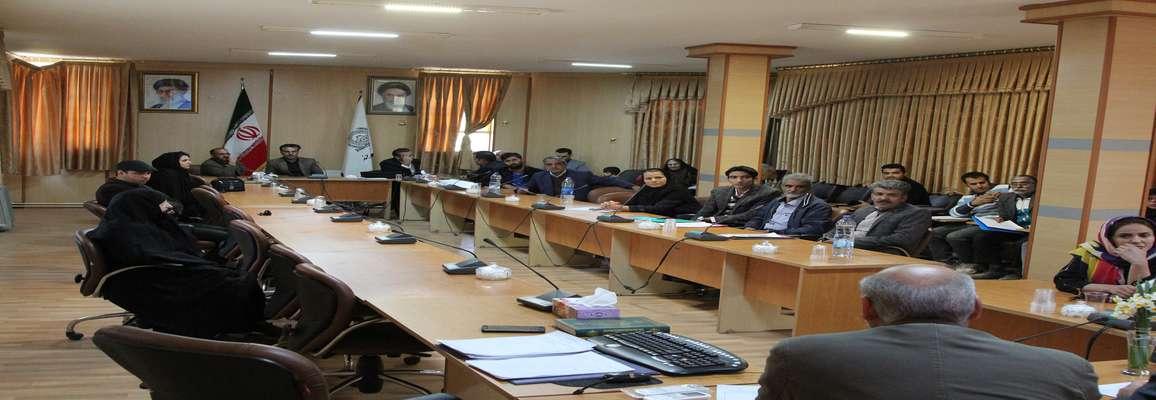 رکورد بیشترین مراجعه کننده در پنجاه و ششمین ملاقات مردمی شهردار بیرجند