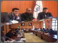 اولین جلسه هیات رییسه سال دوم سازمان با روسای دفاتر نمایندگی