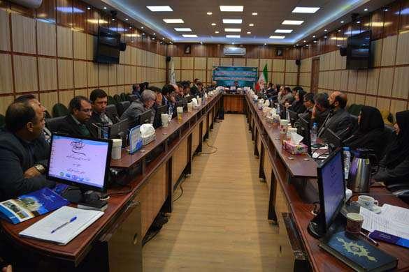 سومین نشست کارگروه اجرایی مدیریت جامع کیفیت منابع آب برگزار گردید