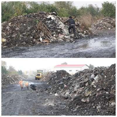 روابط عمومی 3: عملیات پاکسازی و تسطیح جاده کیژده حاشیه کانال ژ 5