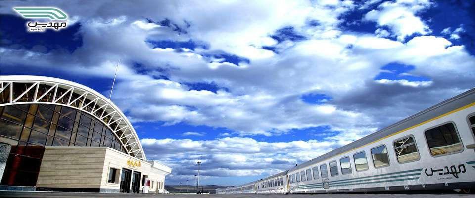 مهدیس ۳ ستاره آمد؛ راهاندازی قطار ۶ تخته نورالرضا در استانهای شمالغرب