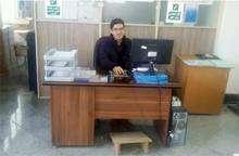 کسب عنوان بسیجی نمونه همکار امور آبفای شهرستان آبیک در سال ۹۸ در حوزه کارمندی این شهرستان