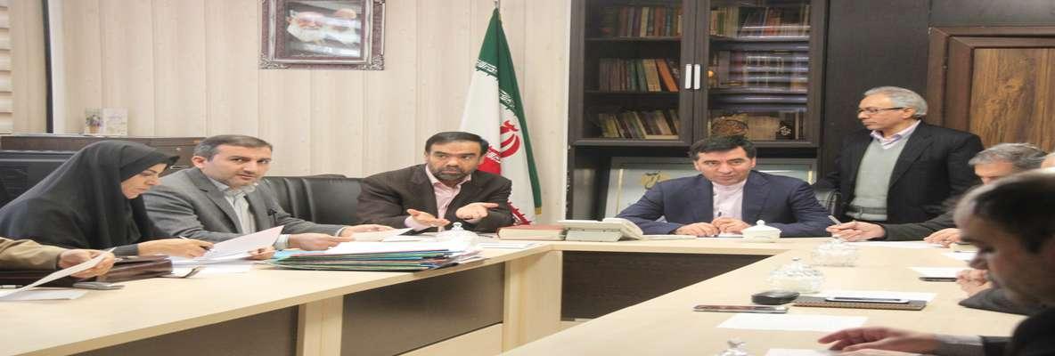 کمیسیون ماده 5 استان البرز برگزار گردید
