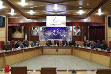 بیست و دومین  جلسه کمیسیون تلفیق شورای شهر اهواز متشکل از کمیسیون ها  برگزار شد