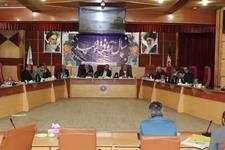 هفتاد و پنجمین جلسه کمیسیون حقوقی و املاک شورای شهر اهواز برگزار شد