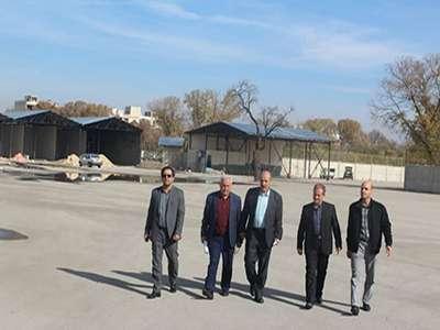 در بازدید رئیس شورای اسلامی شهر قزوین از پروژه مجتمع مکانیکی در پایانه مسافربری آزادگان بر تسریع در اجرای آن تاکید شد