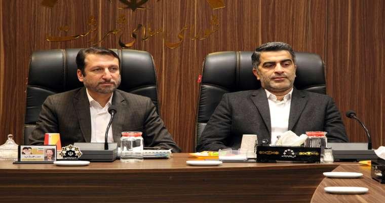 لایحه تفریغ بودجه سال 97 شهرداری رشت تا دو ماه دیگر تقدیم شورا می شود