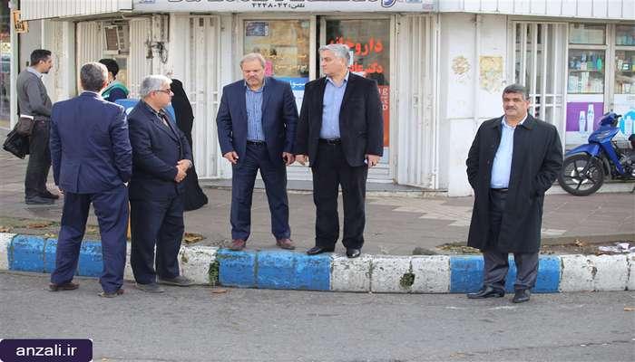 مانور مديريت ستاد بحران شهرداري بندرانزلي برگزار شد