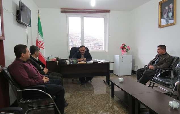 آمادگی کامل ستاد عملیات زمستانی شهرداری پاوه