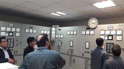 واحد اول نیروگاه زرند وارد مدار تولید شد