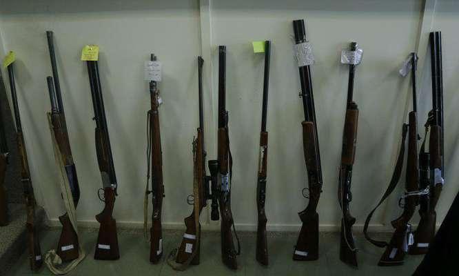 ۵۷ اسلحه شکاری در استان تهران از ابتدای آبان کشف و ضبط شد