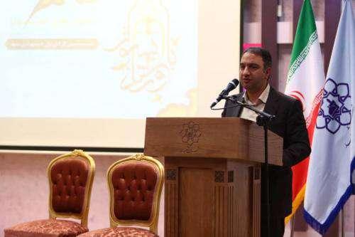 تجلیل از معلولان فعال درشهرداری مشهد