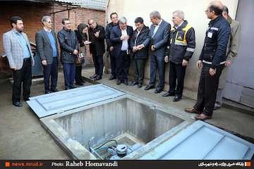 تاسیسات گازرسانی تهران در مقابل زلزله مقاومسازی میشوند/ قطع انتقال گاز شبکه شهری پایتخت در بحران/ افزایش تابآوری تهران با ۱۴۷ ایستگاه تقلیل فشار گاز