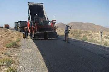 بهسازی ۴۰ کیلومتر راه روستایی از ابتدای سال
