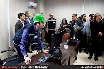 ضرورت تکمیل ساختمان کنترل مرکزی ایستگاههای تقلیل فشار گاز شهر تهران/سرویسدهی بدونوقفه شبکه گازرسانی تهران بزرگ در مواقع بحران