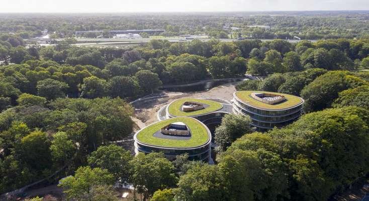 چرا در آینده ساختمانها دایرهای میشود؟