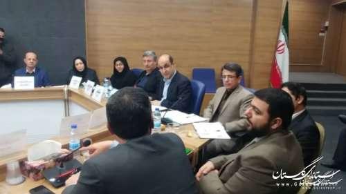 استاندار گلستان در بیست و هفتمین جلسه قرارگاه بازسازی و نوسازی مناطق آسیب دیده از سیل استان: ۵۰ درصد خسارت باقی مانده مربوط به بخش کشاورزی پرداخت شد
