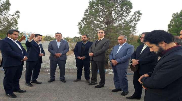 تخصیص مبلغ 8 میلیارد ریال از اعتبارات استانی به شهرداری خوسف