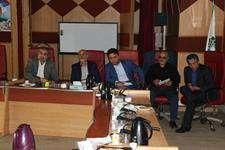 نود و نهمین جلسه كميسيون برنامه و بودجه شوراي شهر اهواز برگزار شد