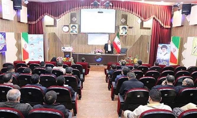 دومین جشنواره پیشنهادات در  شركت آب و فاضلاب شهری استان سمنان برگزار گردید