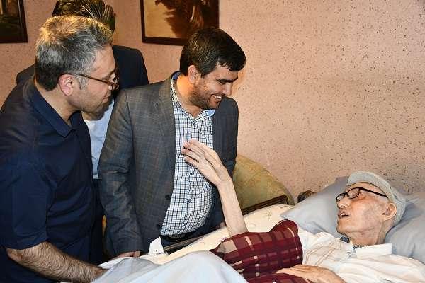 پیام شهردار میانه به مناسبت درگذشت پزشک نامی، دکتر اسماعیل آغاسی