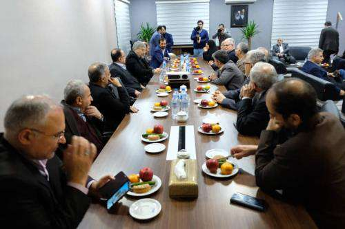 مشهد، کانون دیپلماسی اقتصادی