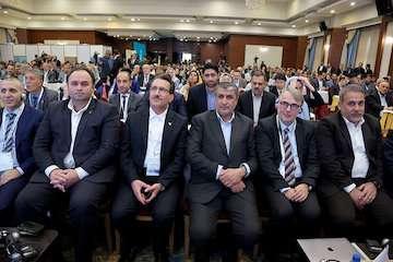 درخواست مشارکت بخش خصوصی سه کشور در پروژههای ایستگاهی راهآهن ایران/ حضور بیش از ۲۰ کشور و ۴۰۰ شرکت داخلی در بزرگترین رویداد ریلی