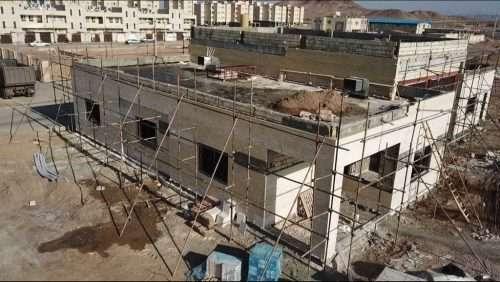 روایت تلاش : گزارش تصویری از ساخت ایستگاه جدید آتش...