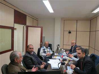گروه تخصصی مکانیک جلسه اخیر خود را روز ۱۲ آذر  درساختمان شورای مرکزی برگزار کرد .
